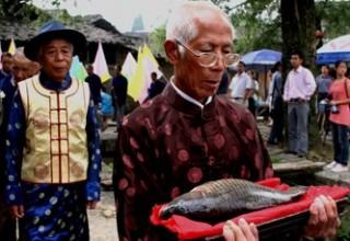 Как китайцы рыбу хоронят: странный обряд из провинции Фуцзянь