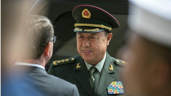 Генерал Фань Чанлун