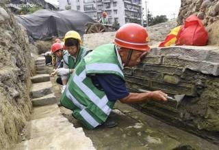 На юге Китая найден тысячелетний храм Небесных Даров