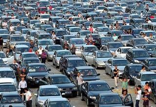 Китай назвал транспорт основным загрязнителем воздуха
