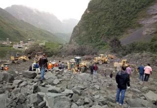 Почти 100 человек остаются пропавшими без вести после оползня на юго-западе Китая