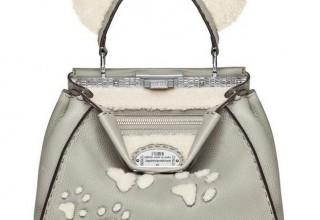 Китайские звезды создали коллекцию сумок для итальянского бренда Fendi
