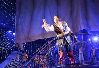 Бродвейский спектакль-променад «Питер Пэн» покоряет Китай
