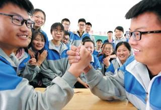 Реформа «китайского ЕГЭ» поможет школьникам справляться со стрессом