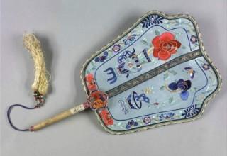 «Летний ветерок»: 10 изысканных китайских вееров, ставших произведениями искусства