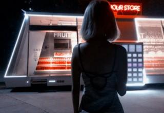 В Шанхае запустили футуристический магазин без продавцов и на солнечной энергии