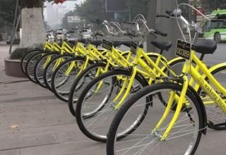В Китае байк-шеринговая компания закрылась после кражи всех велосипедов