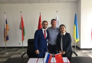 Российский стартап по разработке умных кормушек стал резидентом китайского технопарка