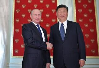 Путин наградил Си Цзиньпина высшим орденом России