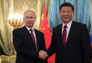 Председатель КНР Си Цзиньпин прибыл в Москву с официальным визитом