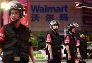 В китайском Шэньчжэне мужчина с ножом убил 2 посетителей супермаркета