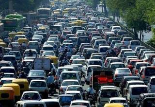 Численность китайского автопарка превысила 300 млн