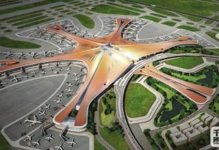 Новый аэропорт Пекина станет самым большим в мире