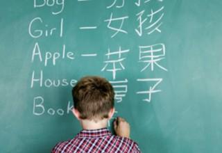 Китайский стал вторым по популярности иностранным языком в США