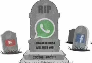 В Китае пользователи WhatsApp пожаловались на проблемы в работе мессенджера
