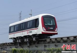 В Китае завершились испытания маглева нового поколения