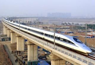 Китай запустил новое поколение самых быстрых в мире поездов