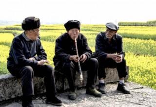 Китай стремительно стареет