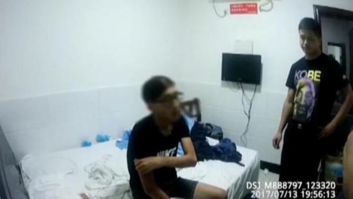 Студент из провинции Шэньси подделал собственное похищение