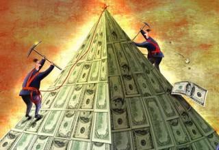 Китай начал борьбу с финансовыми пирамидами