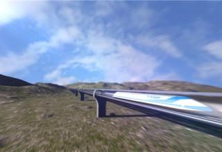 Китай разработает свой Hyperloop
