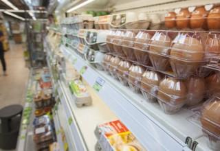 В импортированных в Гонконг европейских яйцах нашли токсичные средства
