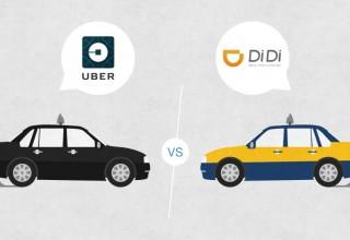 Didi и Uber: гонка за первенство по всему миру