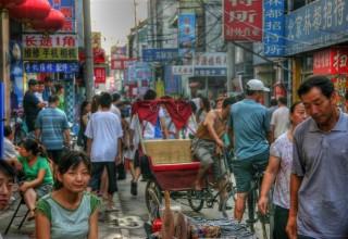 Пекин: 20 миллионов человек, которые притворяются живыми