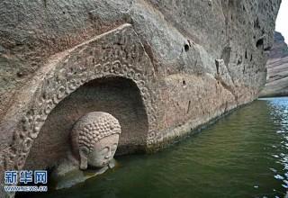 Китайские археологи опознают «утонувшего» Будду
