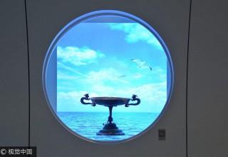 В аэропорте китайского Гуанчжоу открыли музей морской истории