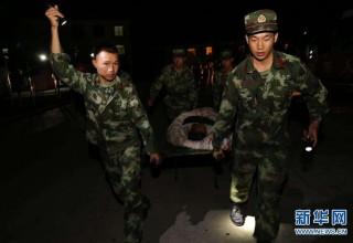 Землетрясение в Сычуани: фото с места событий