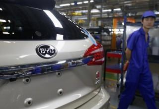 BYD: Китай перейдет на электрический транспорт к 2030 году