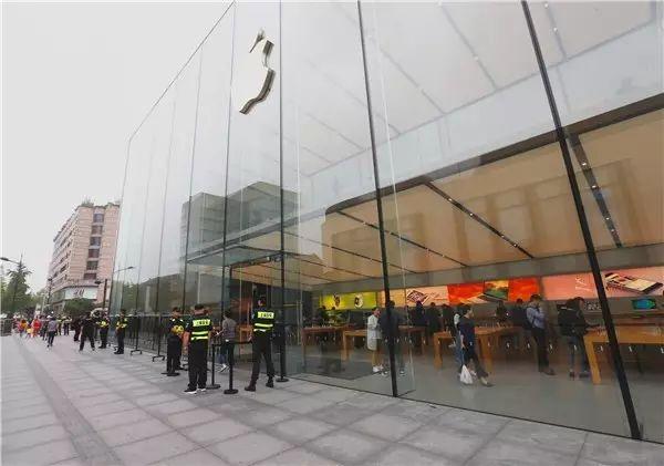 Apple Store Китай