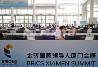 В Китае стартует саммит БРИКС