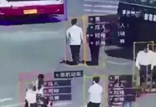 Тотальную слежку китайских властей за людьми показали на видео