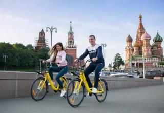 Китайские байкшеринговый сервис Ofo начнет работать в России
