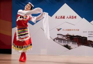 В Москве открылась выставка «Культурное наследие Тибета»