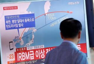 Госдеп призвал Пекин и Москву проявить нетерпимость к новым ракетным запускам КНДР
