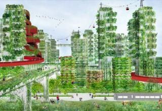 Китай планирует построить 300 «эко-городов»
