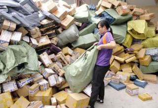 В Китае логистические компании начали подготовку к Дню холостяка