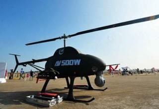 КНР запускает в серийное производство беспилотные боевые вертолеты