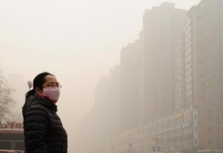 «Столица китайского смога» отчиталась о борьбе с загрязнением воздуха