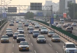 В Пекине робот-полицейский начнет отслеживать нарушителей ПДД