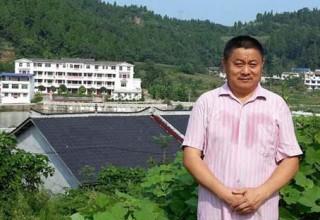 Китайский миллиардер поставил на ноги родную деревню