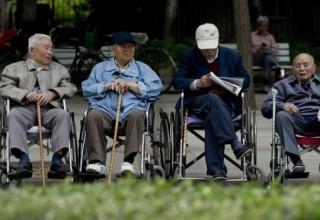 К 2035 году количество китайцев старше 60 лет увеличится до 400 млн человек