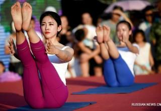 Индийско-китайский колледж будет готовить магистров йоги