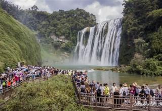 Китайцы побили рекорды внутреннего туризма в первые дни «Золотой недели»