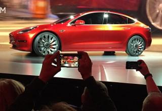 Tesla построит в Китае завод по производству автомобилей