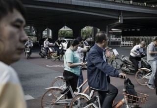 В Пекине построят скоростную велотрассу в объезд автомагистралей