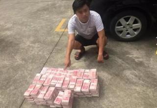 Китаец украл $376 тыс. из Maserati своего дяди и пришел с повинной